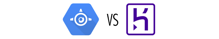 app engine vs heroku