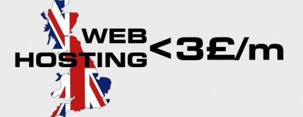 Cheap and reliable UK web hosting