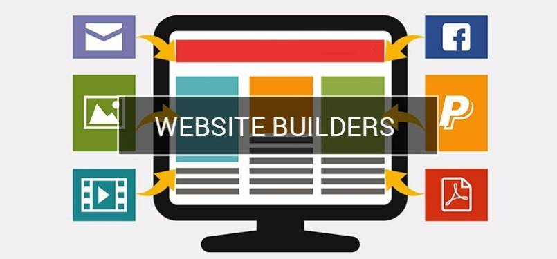 Online Website Builder or a Custom Web Design?