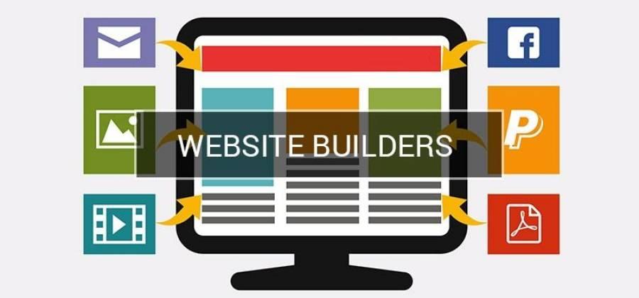 Online Website Builder Or A Custom Web Design Top5hosting Co Uk