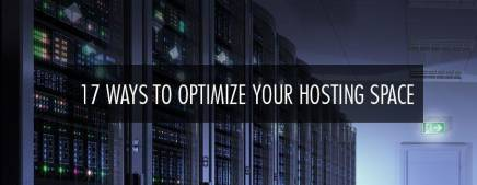 17 Ways to Optimize Your Hosting Space