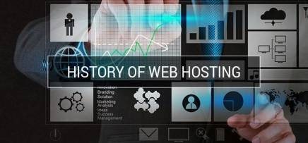 Delving Into the History of Web Hosting